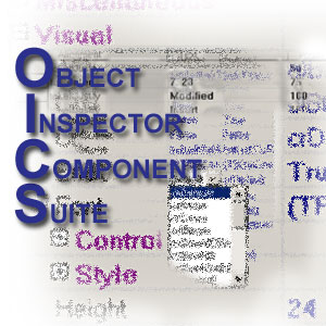 Object Inspector Component Suite Logo
