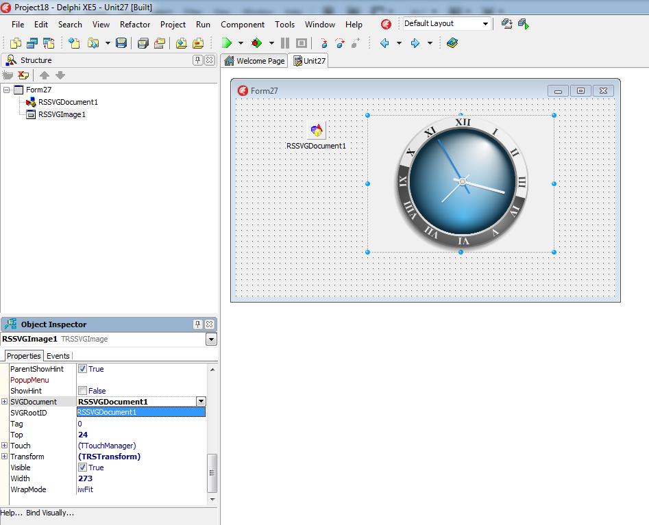 RiverSoftAVG SVG Component Library
